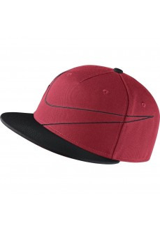 Gorra Nike Sportwear True Roja/Negra | scorer.es