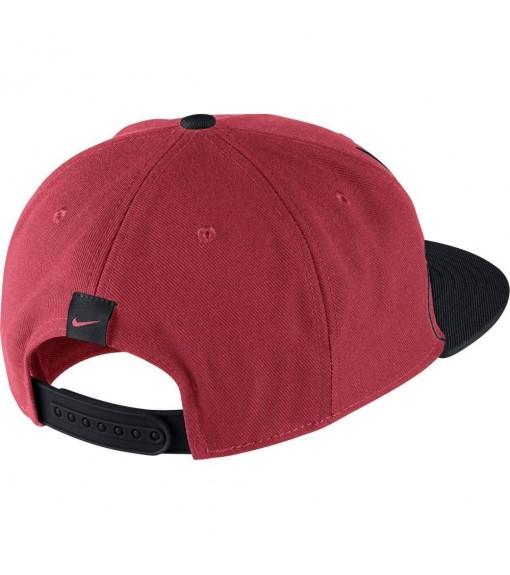 Gorra Nike Sportwear True Roja/Negra 851550-657 | scorer.es
