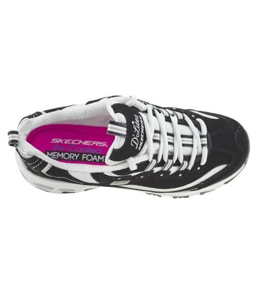 Zapatilla Mujer Skechers D'lites -Big Negro 11930 BKW | scorer.es