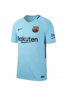 Camiseta Nike FC Barcelona Stadium Azul Claro