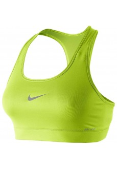 Top Nike Victory Compression Amarillo Fosforito