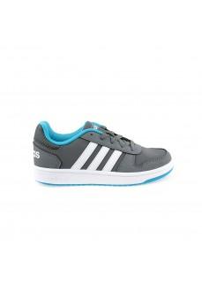 Zapatilla Adidas Hoops 2.0 K