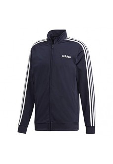 Adidas Sweatshirt Spring 3-Stripes Jacke Navy Blue DU0445