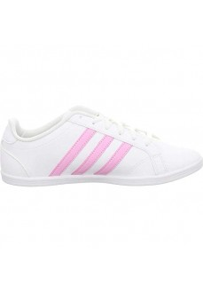 Zapatilla Adidas Mujer Coneo Qt Blanco/Rosa F34703
