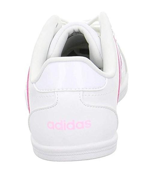 Adidas Women's Trainers Coneo Qt White/Pink F34703   Low shoes   scorer.es
