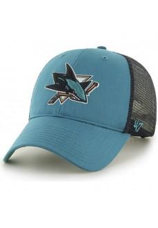 Gorra Brand 47 San Jose Sharks Teal | scorer.es