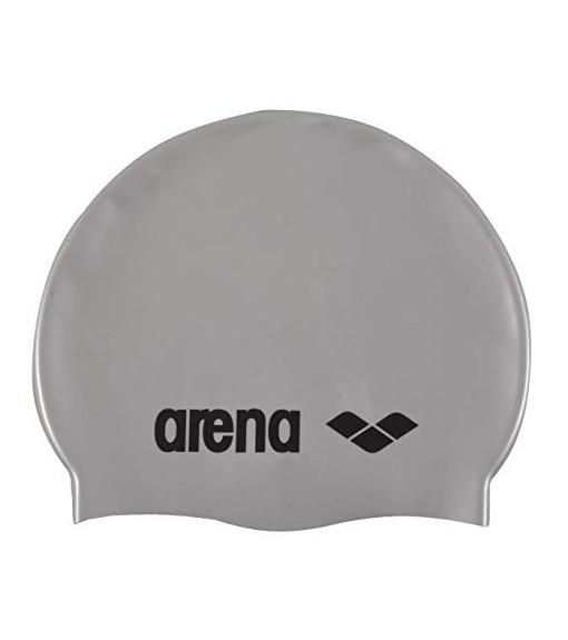 Arena Cap Siliwitha Classic Jr Silver/Black | Swimming caps | scorer.es