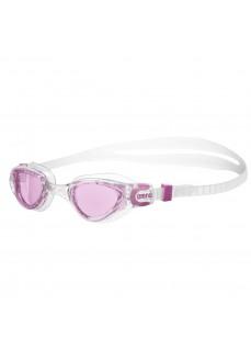 Gafas Natación Arena Gruiser Soft Jr Clear/Fuchsia/Clear