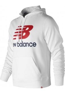Sudadera New Balance Esse St Logo Poho MT91547 WT | scorer.es