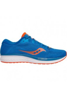 Saucony Trainers Jazz 21 Blue/Orange