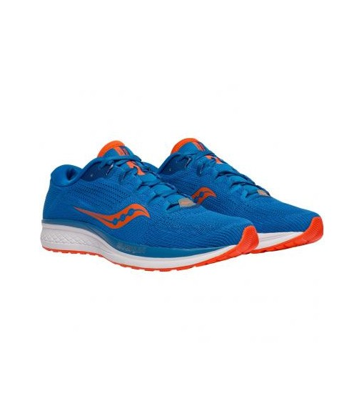Saucony Trainers Jazz 21 Blue/Orange | Running shoes | scorer.es