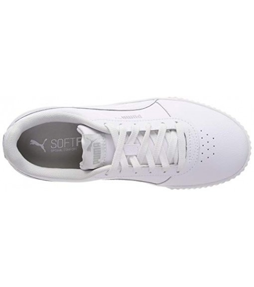 Puma Women's Trainers Carina L White 370325-02 | Low shoes | scorer.es