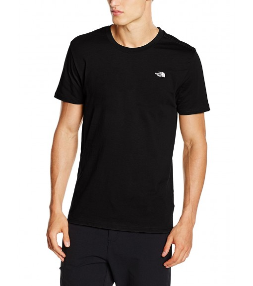 The North Face Men´s T-Shirt S/S Red Box Black NF0A2TX2JK31 | Men's T-Shirts | scorer.es