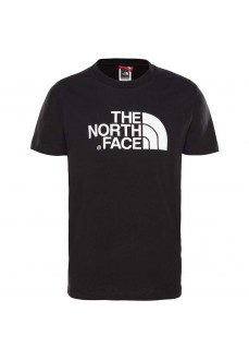 Camiseta Niño/a The North Face Easy Tee Negro NF00A3P7KY41