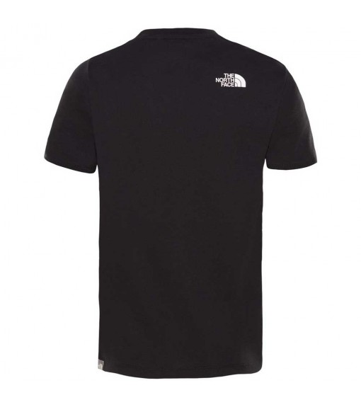 Camiseta Niño/a The North Face Easy Tee Negro NF00A3P7KY41 | scorer.es