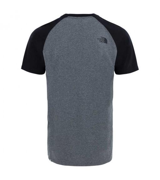 Camiseta Hombre The North Face M S/S Rag Easy Gris NF0A37FVJBV1 | scorer.es