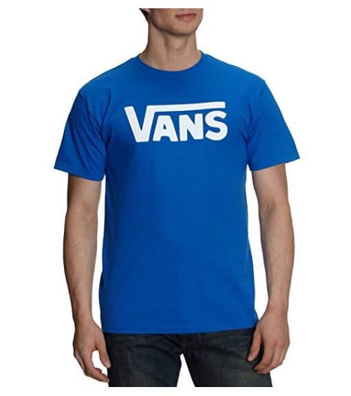 Vans T-ShirtApparel Classic VN000GGGYM61 | Short Sleeve | scorer.es