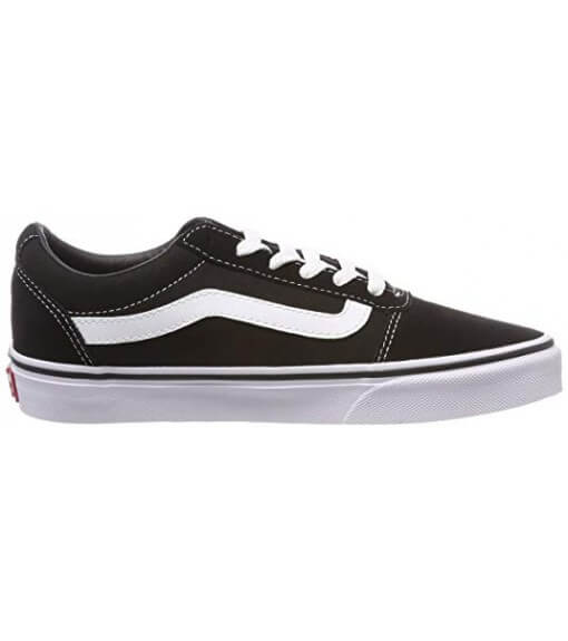 Vans Women's Trainers Ward (Canvas) Black VN0A3IUNIJU1 | Women's Trainers | scorer.es