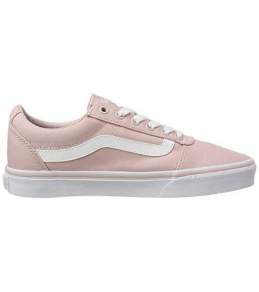 Vans Women's Trainers Ward (Canvas) Pink VN0A3IUNOLN1 | Women's Trainers | scorer.es