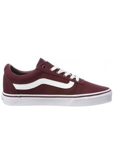 Vans Women's Trainers Ward (Canvas) Maroon VN0A3IUNOLQ1