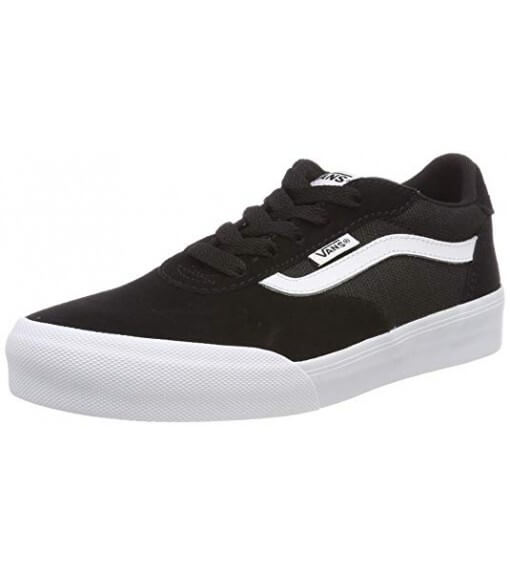 Vans Kids' Trainers Palomar (Suede Canvas) Black VN0A3WMXIJU1 | Kid's Trainers | scorer.es