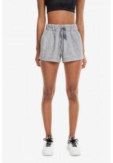 Pantalón Corto Desigual Essentials
