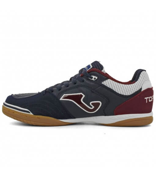 Joma Trainers Top Flex 933 Navy Blue-Red | Football boots | scorer.es