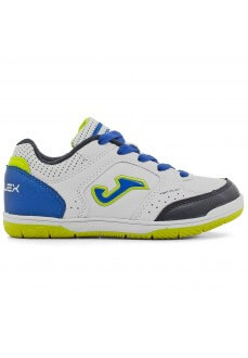 Zapatilla Joma Top Flex Jr 902 Blanco