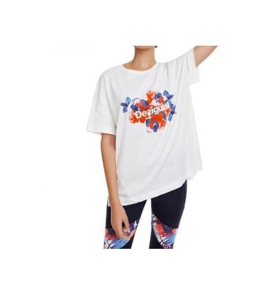 Camiseta Desigual Camo Flower | scorer.es