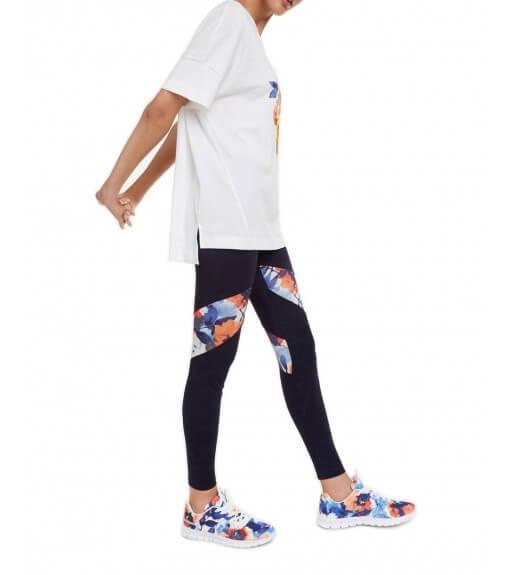 Desigual T-Shirt Camo Flower | Short Sleeve | scorer.es