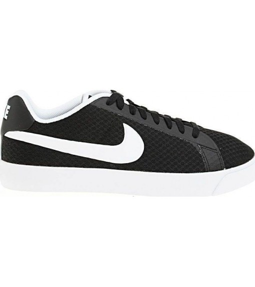 Zapatillas Nike Court Royale Negro/Blanco | scorer.es