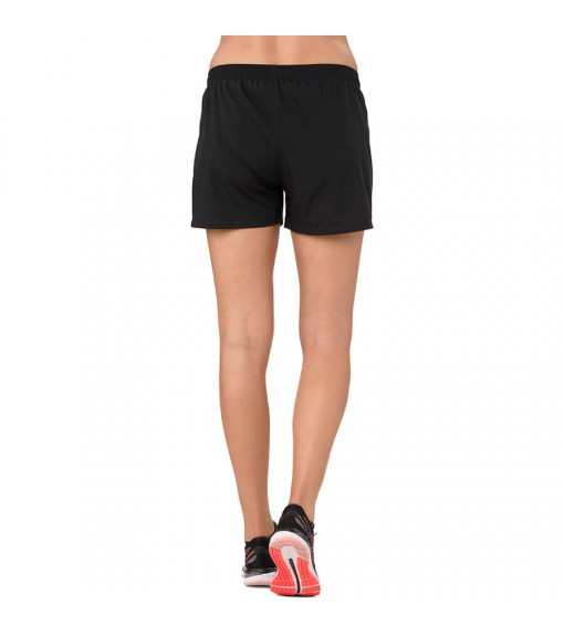 Asics Silver Shorts 4In Black 2012A030-001 | Shorts | scorer.es