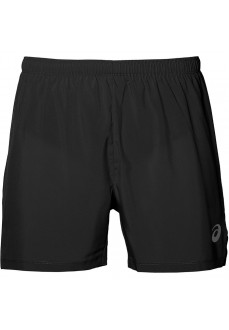 Asics Men's Shorts Silver Short Black 2011A017-001