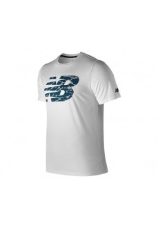Camiseta de New Balance Fill Ht T MT91099 WHITE | scorer.es
