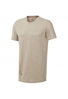 Camiseta Reebok Training Essentials Marb