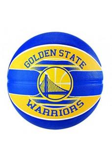 Balón Spalding NBA Team Golden State 83-587Z | scorer.es
