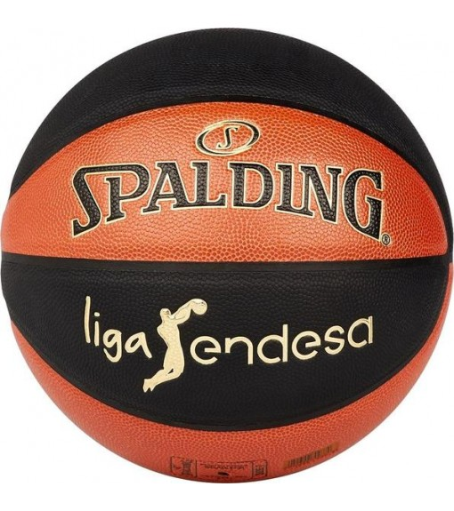 Spalding Ball Liga Endesa Tf500 Orange-Black 76-287Z | Basketball balls | scorer.es