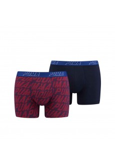 Boxer Puma Optical Logo Aop 2P