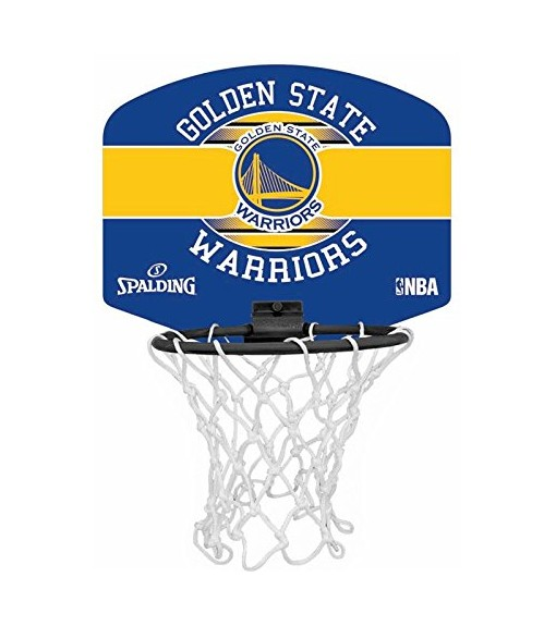 Spalding Mini Basket Nba Miniboar Golden State 77-661Z | Basketball Accessories | scorer.es