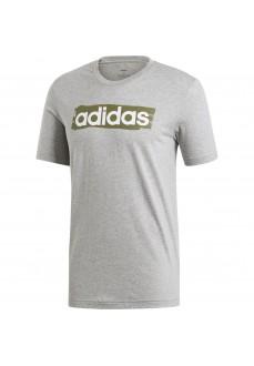 Camiesta Adidas Essential Linear Brush | scorer.es