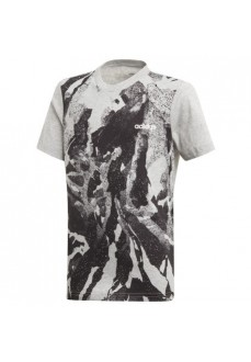 Camiseta Adidas Essentials Allover Prin