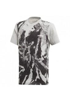 Camiseta Adidas Essentials Allover Prin | scorer.es