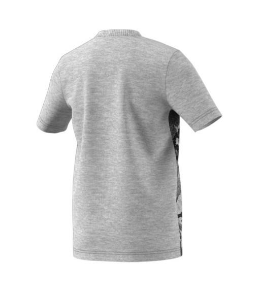 Adidas T-Shirt Essentials Allover Prin | Short Sleeve | scorer.es