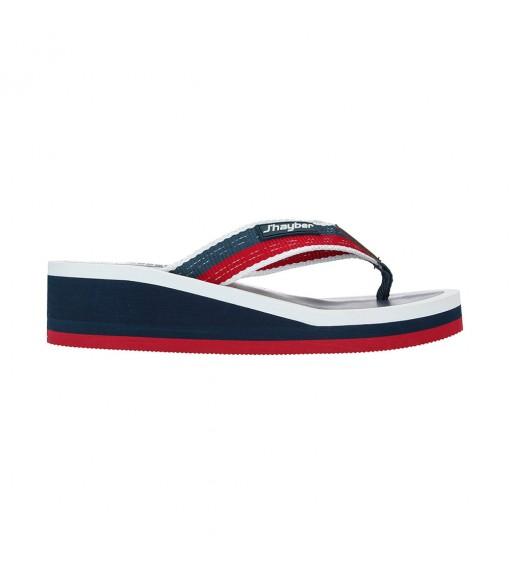 J`Hayber Flip-Flops Belina Navy Blue   Sandals/slippers   scorer.es