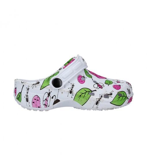 J´Hayber Flat Shoes Boleño White | Kid's Sandals | scorer.es
