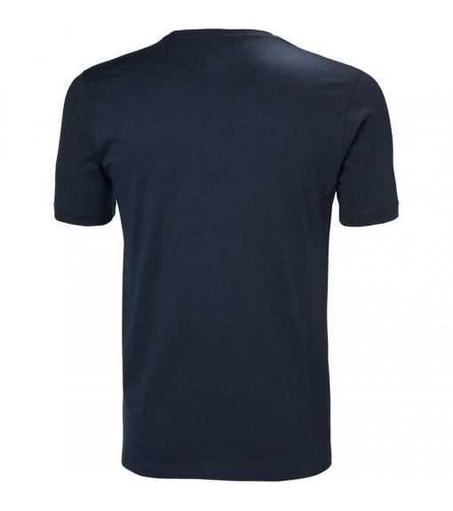 Camiseta Helly Hansen Logo T-Shirt 33979-597 | scorer.es