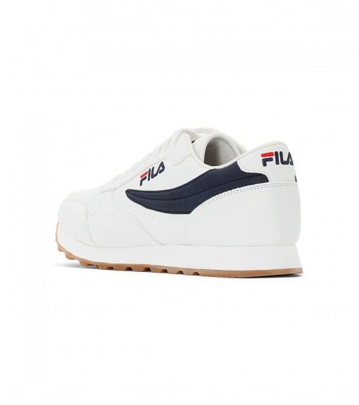 Fila Trainers D1&2 Orbit Low White Dress Blue | Low shoes | scorer.es