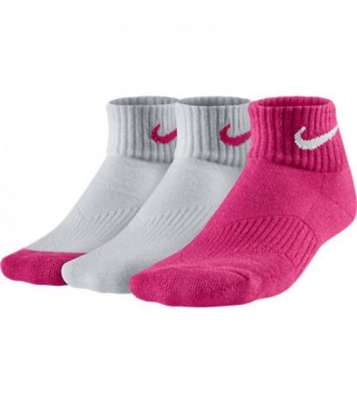 Calcetines Nike Cushion Quarter Pack 3 | scorer.es