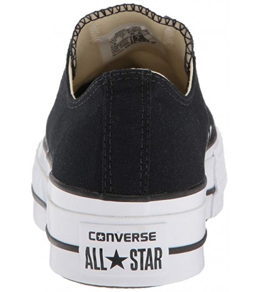 Zapatilla Converse Chuck Taylor All Star Lift Ox Black | scorer.es