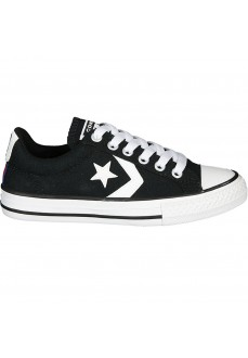 Zapatilla Converse Star Player Ox Black | scorer.es